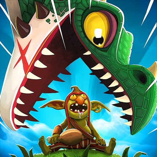 Hungry Dragon Mod 3.10 ( Unlimited Money & Unlocked All Dragon ) For Android Game
